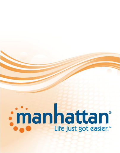 Manhattan - Life Just Got Easier